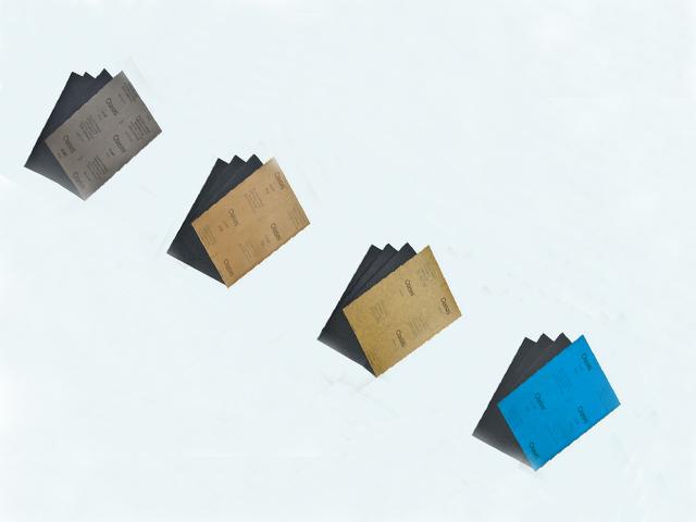 waterproof sandpaper